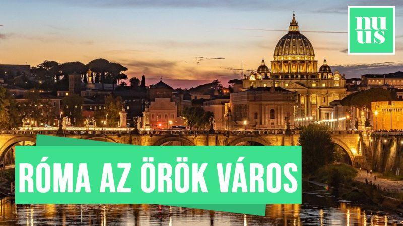 """Így utazhatsz """"fillérekből"""" – jóárasítva néztük meg Rómát az örök várost"""