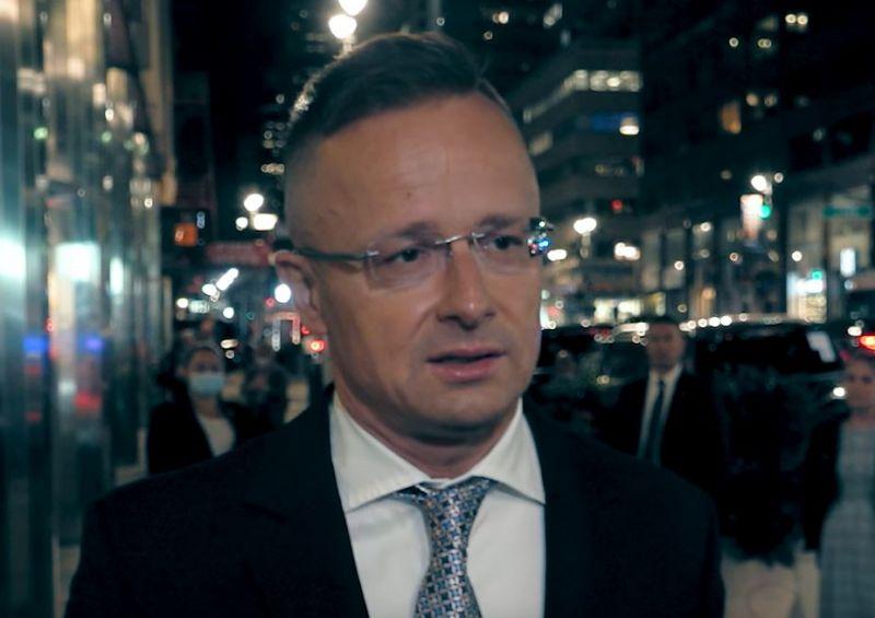 Szijjártó New Yorkban szúrt oda a külügyminiszter-társainak