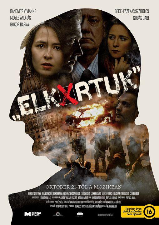 Gyurcsány szerint Orbánék az Elk*rtuk című film plakátját is lopták, mint mindent