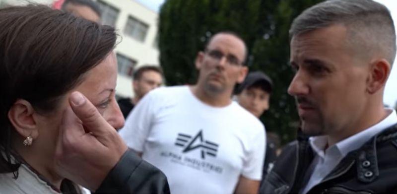 Jakab szerint Orbán kedvenc origós propagandistája titokban filmezte le