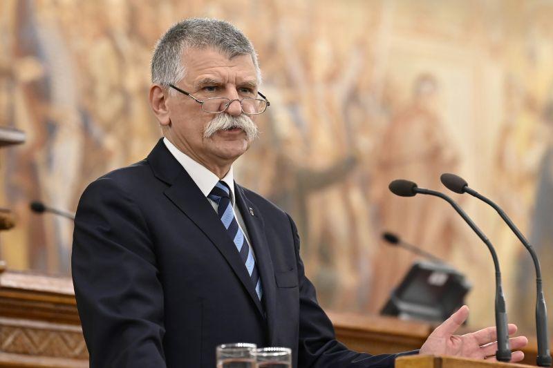 """Kövér László: """"Isten óvja a magyarságot újabb idegen megszállásoktól és újabb idegen felszabadítóktól!"""""""