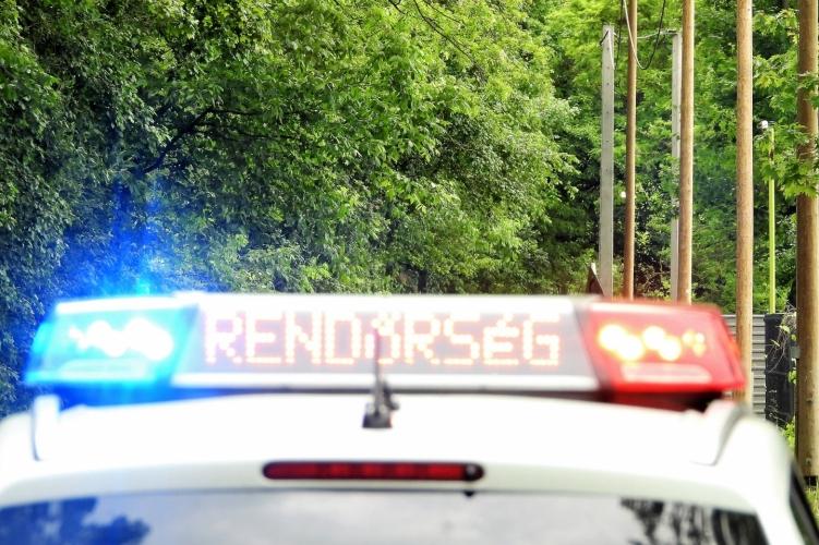 Halálos baleset történt Pécsen hétfő hajnalban