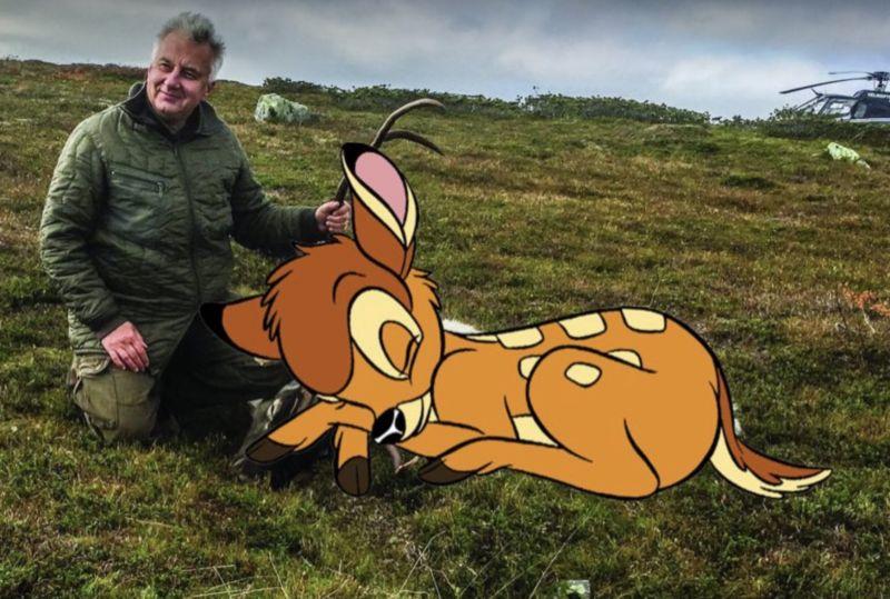 Semjén Zsolt szerint Bambi az oka az ember dehumanizálásának