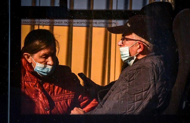 Oroszországban már negyedik hete növekszik az új koronavírusos fertőzések száma