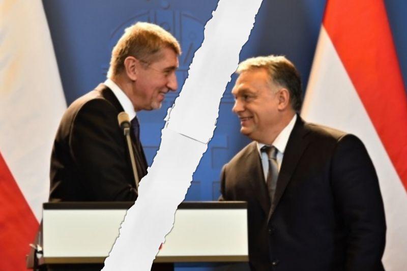 Hatalmas csapás Orbánnak – megbukott cseh szövetségese