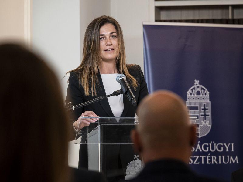 """Varga Judit: """"Az EP kudarcot vallott. Lobbik és háttéralkuk által befolyásolt, átláthatatlan intézménnyé vált"""""""