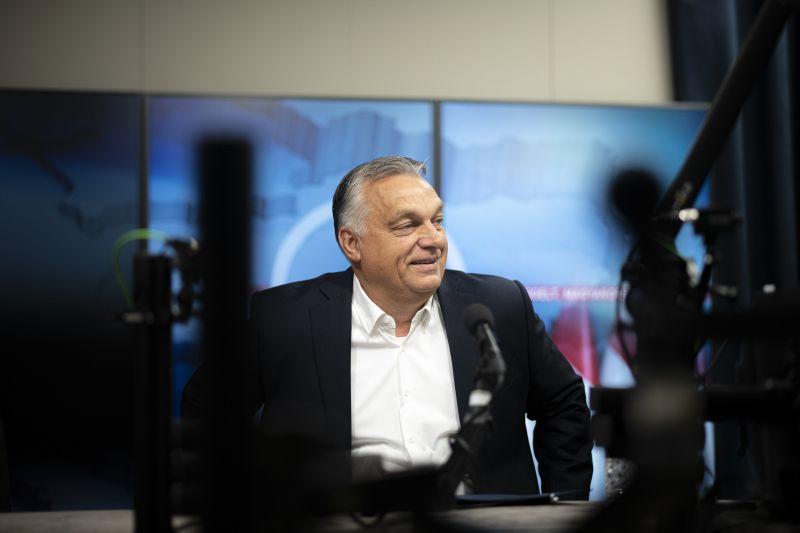 """Orbán Viktor: """"Egyre fontosabbá válik a kínai-magyar együttműködés"""""""