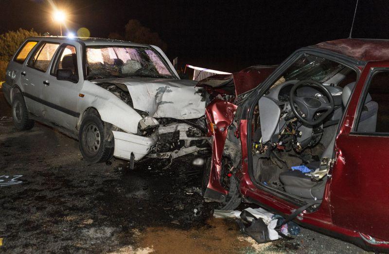 Előzésből lett a tragédia Győrújbarátnál, a vétlen házaspár halt meg a balesetben