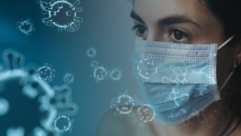 Tombol a delta: 1141 új fertőzöttet találtak Magyarországon, 11 beteg elhunyt