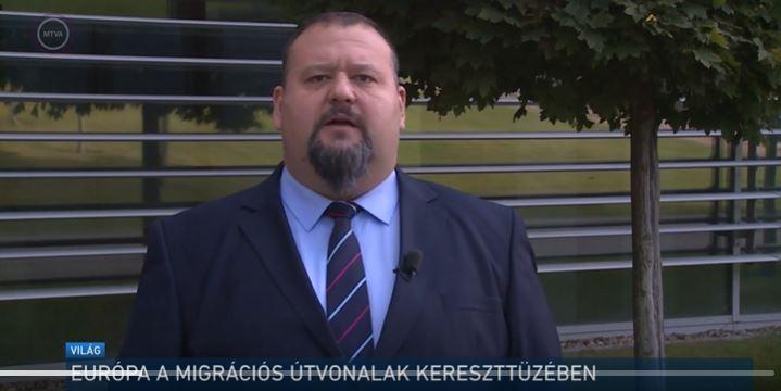 """Szintet lépett a közmédia agymosása, szerintük ezt lépi meg az ellenzék, ha nem a Fidesz nyer: """"Akár bosszúból is, bevándorló országgá változtatnák hazánkat"""""""