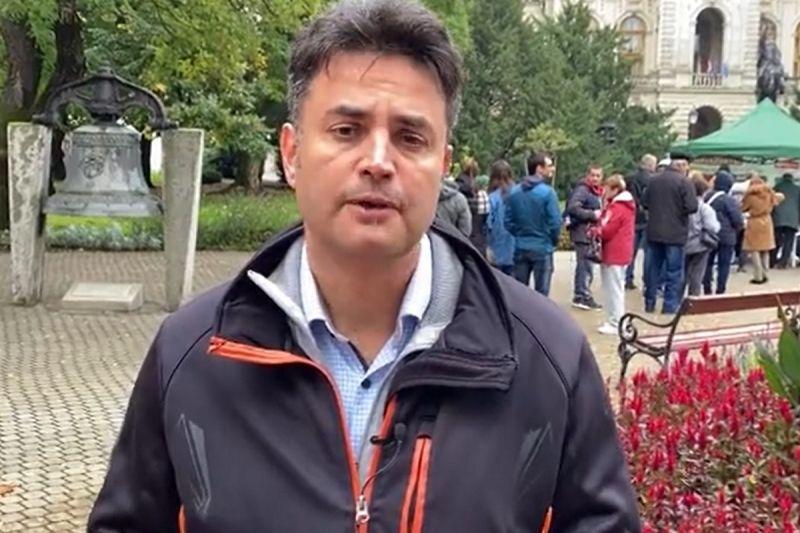 Márki-Zay: Rogán kénytelen volt beszállni Dobrev Klára kampányába