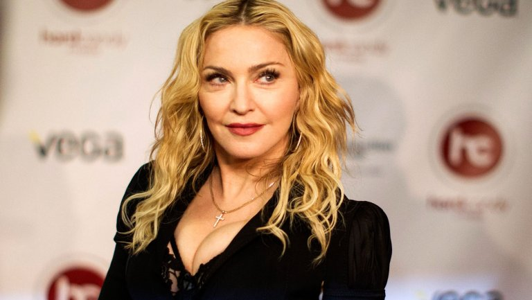 Madonna tanította csa-csa-csázni Steiner Kristófot