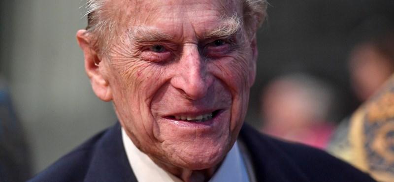Visszavonul a világ legudvariatlanabb hercege: Erzsébet királynő férje