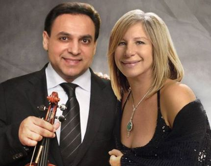 Mága Zoltán magyarázkodik a Barbra Streisandos kamufotó után
