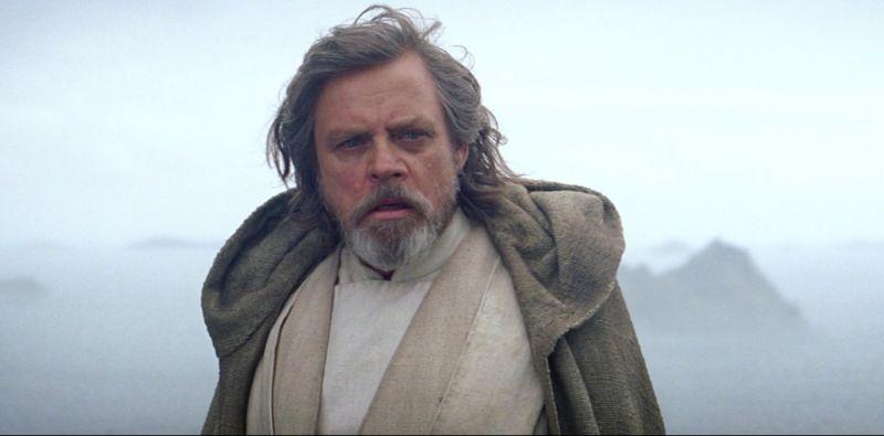 Luke Skywalker szerint olyan volt Trump vesztesége, mint a Birodalom legyőzése